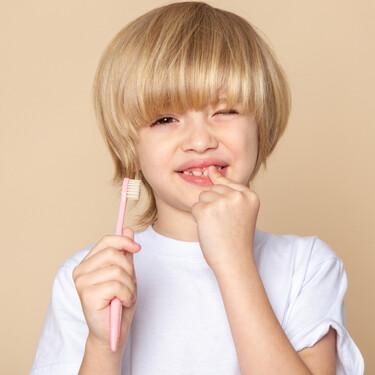 Como elegir el cepillo de dientes perfecto según la edad del niño