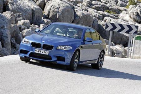 BMW M5, todos los datos e imágenes oficiales