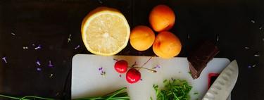 Cortar frutas y verduras como un experto: los cortes básicos de gastronomía, explicados