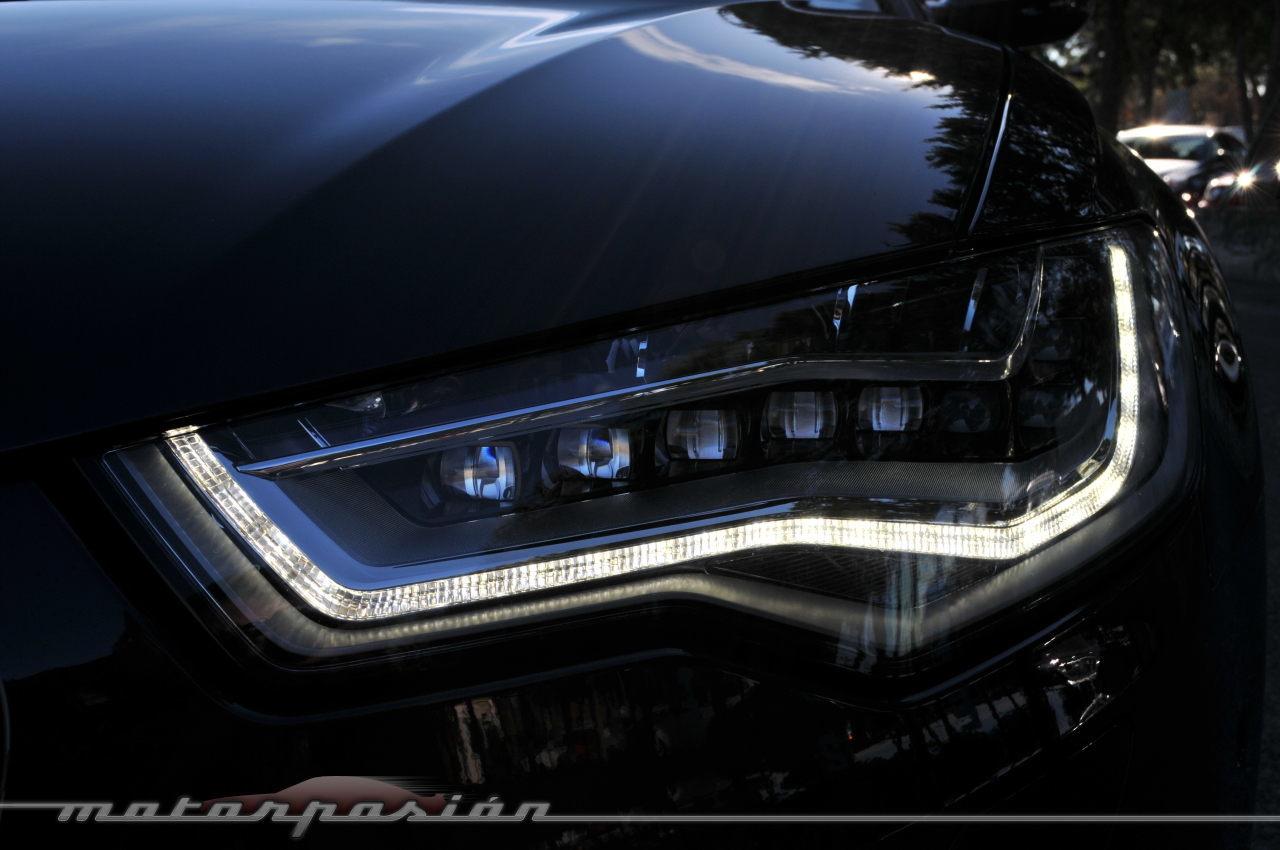Foto de Audi A6 hybrid (prueba) (18/120)