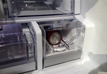 LG Blast Chiller te enfría la cerveza en cuatro minutos (con vídeo)