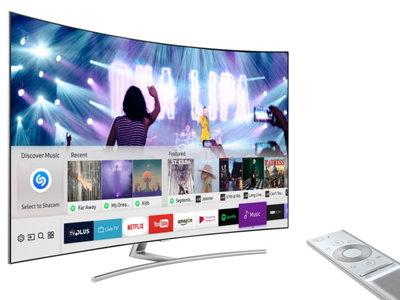 Samsung se alía con Shazam para que siempre sepas qué canción está sonando en sus smart TV