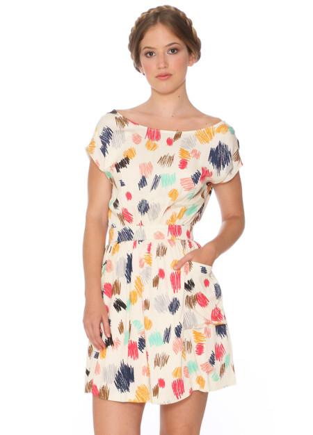 Vestido Pepaloves Print
