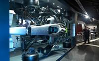Descubriendo Brackley, la sede de Mercedes AMG F1: Simulador