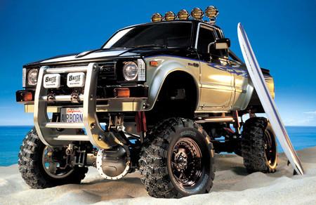Maqueta RC Toyota Hilux