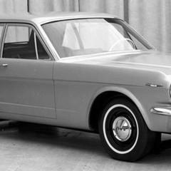 Foto 5 de 19 de la galería prototipos-ford-mustang en Motorpasión