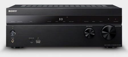 Sony ya tiene listos sus nuevos receptores A/V