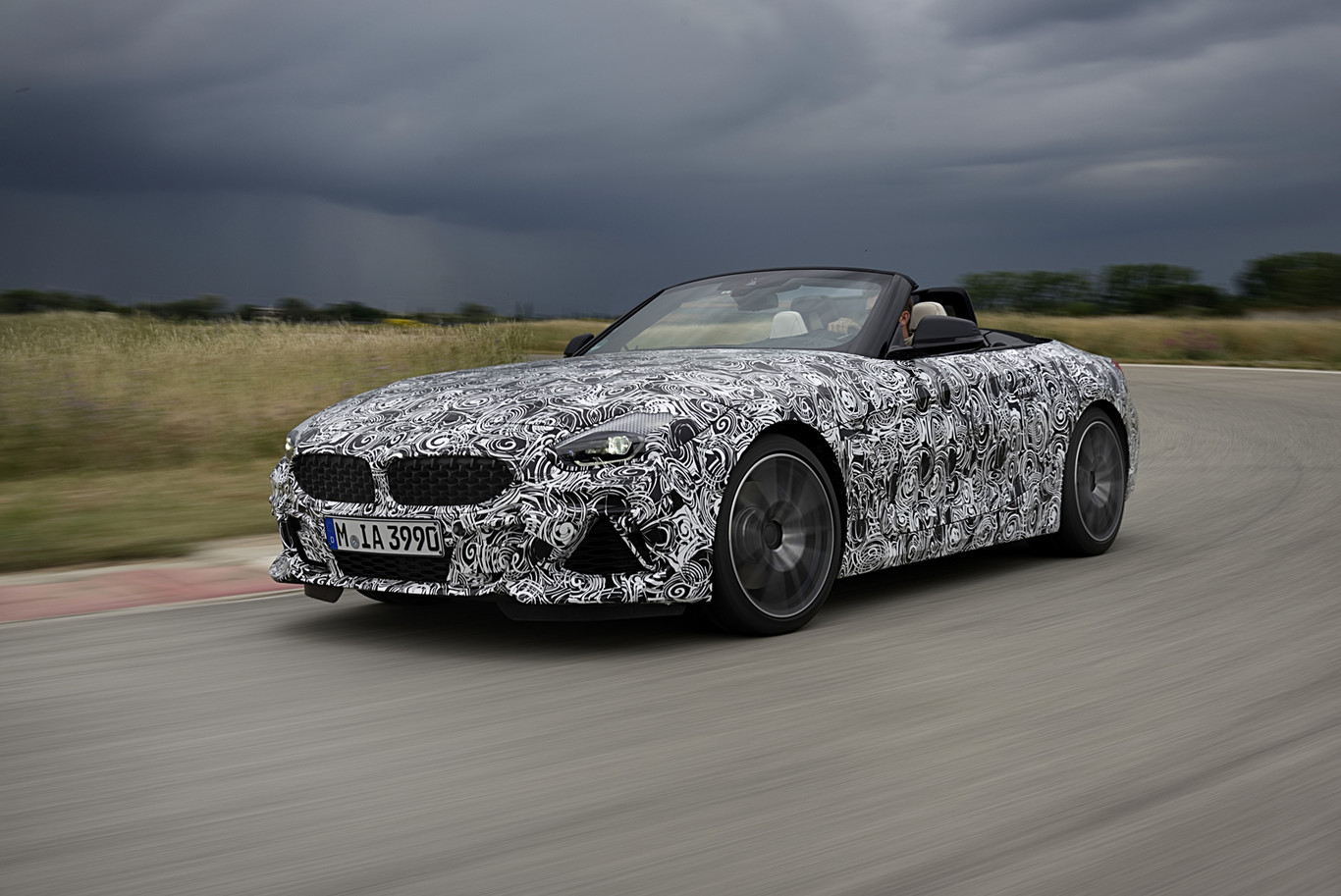 2021 BMW Z4 M Roadster Price, Design and Review