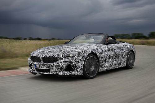 El nuevo BMW Z4 se presentará en agosto y lo que sabemos ya nos hace babear