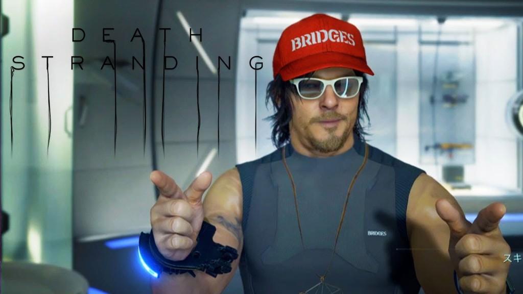Death Stranding nos deja con más ración de su jugabilidad y personalización con un gameplay de 30 minutos [TGS 2019]