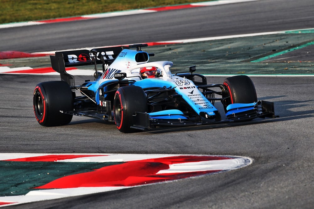 Foto de Rokit Williams Racing FW42-01 (5/7)
