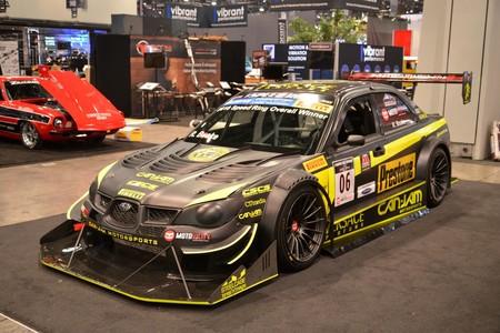 SEMA Show 2018 Subaru de carreras