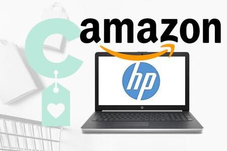 Ofertas HP en Amazon: estos 12 portátiles HP te echan una mano con el teletrabajo o el nuevo curso