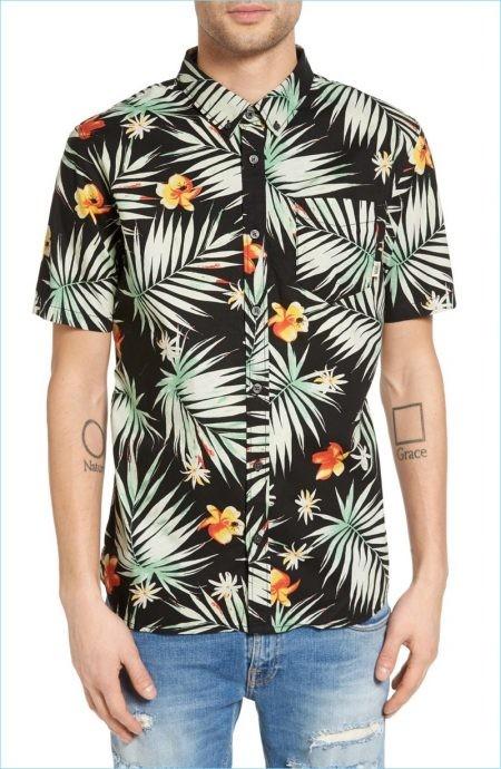Vans Daintree Woven Shirt 44 50 450x690