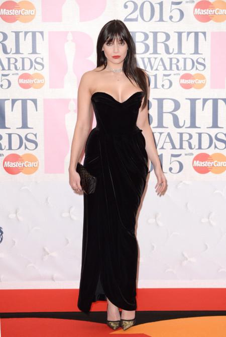 Daisy Lowe Brit Awards 2015