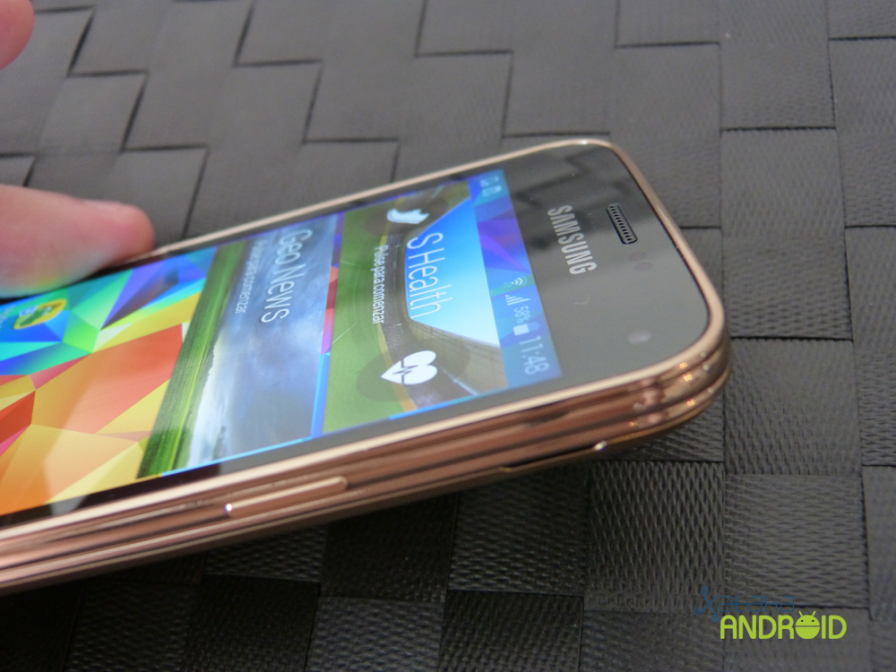 Foto de Samsung Galaxy S5 mini, diseño (10/19)