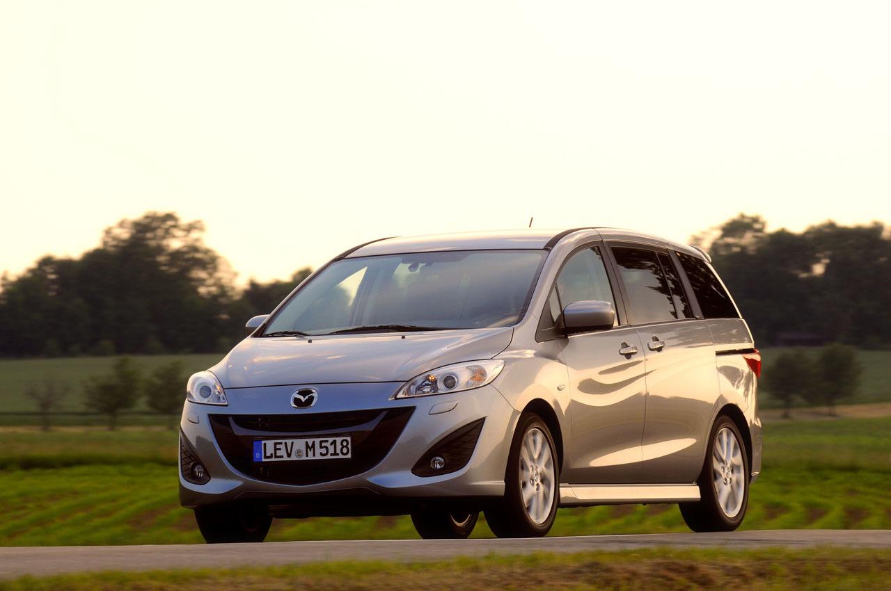 Foto de Mazda5 2010 (43/121)