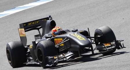 Jaime Alguersuari cree que los Pirelli no serán problema esta temporada