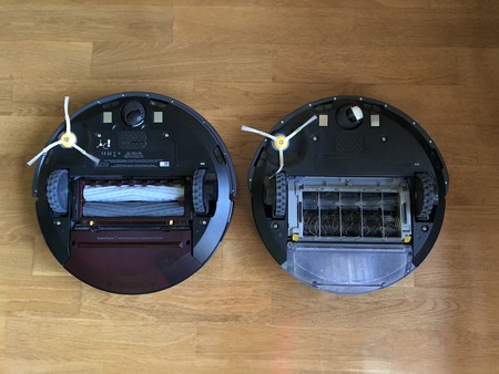 Roomba 896 Comparacion