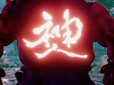 El poderoso Akuma también llegará a SFV y ya pueden ver su teaser