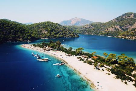 Playas De Arena Blanca Del Mundo Para Ir En Invierno Oludeniz Turquia
