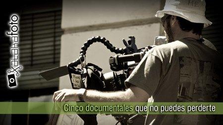 Cinco documentales de fotografía que no te puedes perder