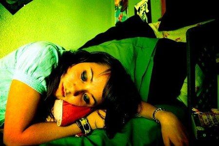 No encontrar la posición para dormir durante el embarazo (y desesperarse por ello)