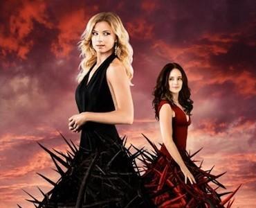 'Revenge', jugoso tráiler y cartel de la cuarta temporada