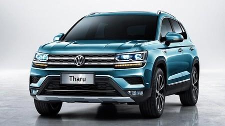 Volkswagen Tarek Tharu 2