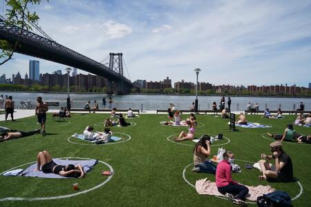 ¿Viajecito y pinchazo en Nueva York? La ciudad ofrece vacunas gratis a turistas para reactivar su economía