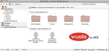 Wuala mira hacia el sector de empresa y ofrece su almacenamiento en la nube cifrado