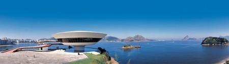 La obra del arquitecto Oscar Niemeyer en lugares turísticos