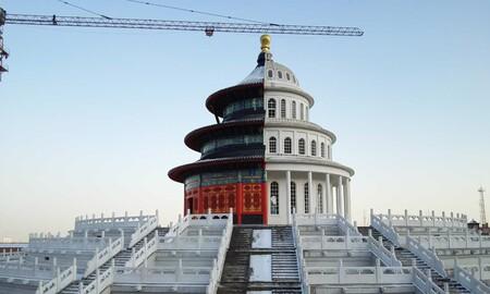 Edificio china.