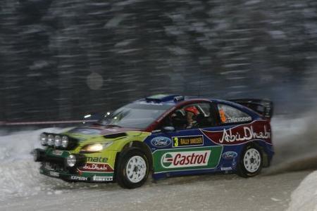 Mikko Hirvonen acaba con el dominio de los coches franceses