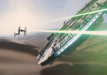 Había ganas de 'Star Wars': 'El despertar de la Fuerza' destroza taquillas, ¿superará a 'Avatar'?
