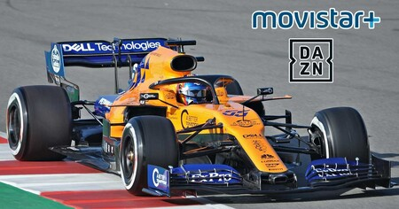 Carlos Sainz F1 2020