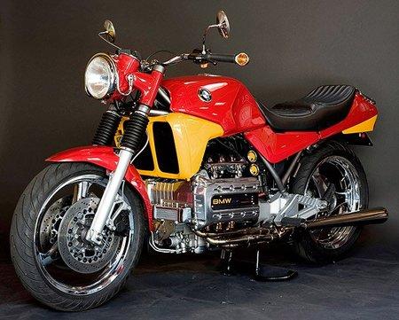 BMW K100 Custom, o como desgraciar una moto