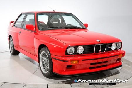 Porno para coleccionistas: BMW M3 E30 Sport Evolution con 27 años y sólo 119 km. Tan único que no tiene precio