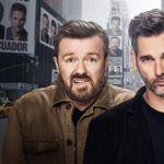 'Special Correspondents', Ricky Gervais sigue decepcionando en el cine