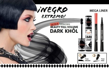 Beauty'Full Volume Dark Khôl y Mega Liner de Bourjois ¡Una mirada rock y ultra recargada!