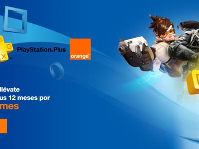 Orange sigue apostando por las consolas, ahora con descuentos en PlayStation Plus