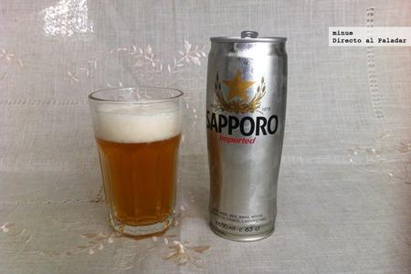 cata de cerveza saporo