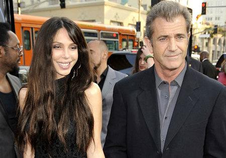 Mel Gibson y Oksana Grigorieva van a tener un hijo