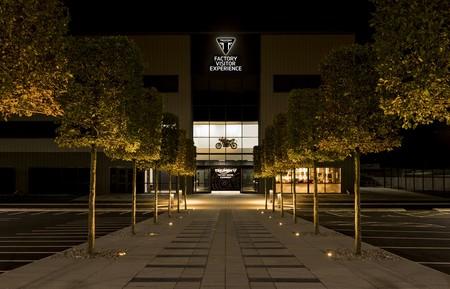 El Triumph Visitor Experience Centre abre el 1 de noviembre: 115 años de historia en un paseo por Hinckley