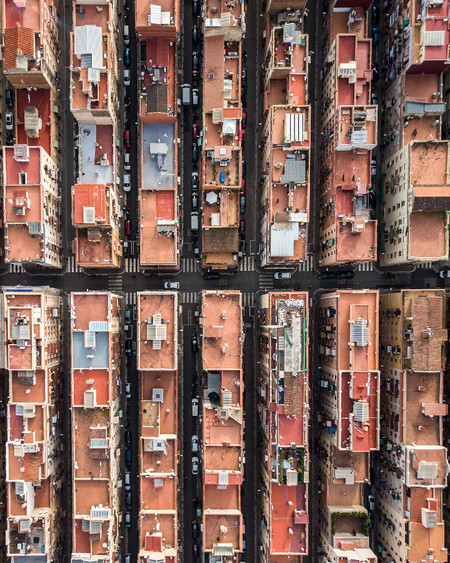 Barcelona From Above Marton Mogyorosy 06