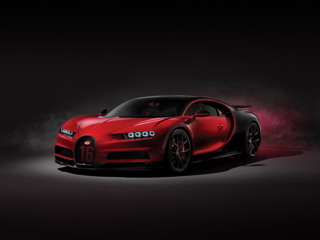 El Bugatti Chiron Sport no aumenta la velocidad máxima, pero sí es un auto más rápido