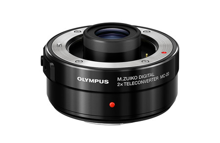 Olympus Teleconvertidor Mc 20 Mzuiko Digital 2x