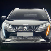 ¡Filtrado! El Peugeot 3008 pronto heredará el nuevo rostro de la familia