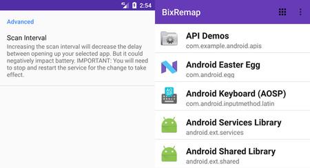 Ya hay otra aplicación para remapear el botón de Bixby y que abra otras aplicaciones