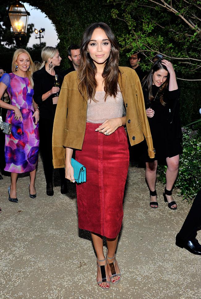 Foto de Los Beckham al completo, Chiara Ferragni, Cara Delevingne... en la fiesta del año de Burberry (3/33)